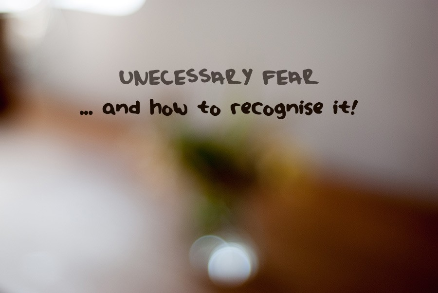 Can you recognise fear?